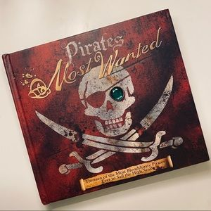 Pirates Most Wanted Book